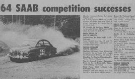 1964 Saab Comp