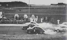 Racing Saabs