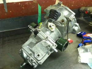 Rebuilt Transmissions for V4 and Two Stroke