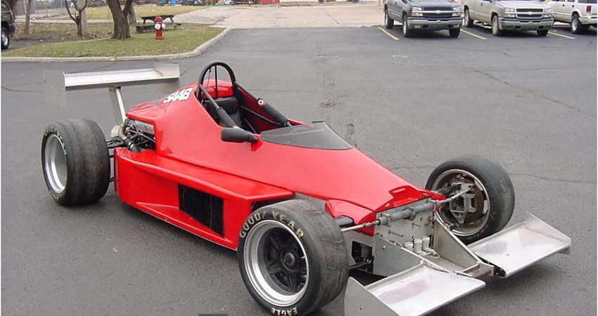 1990 Saab Open Wheel Racer Tom Donney Motors