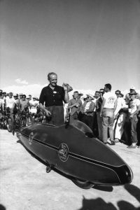 "Burt Munro and the ""Worlds Fastest Indian"""