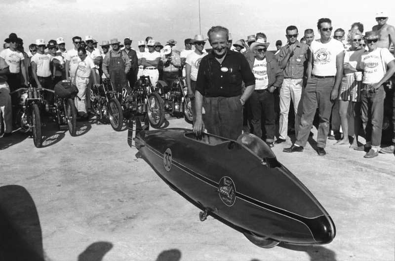 The Worlds Fastest Indian Tom Donney Motors