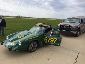 Ohio Mile 1967 Saab Sonett