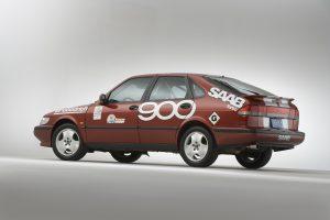 """1995 Saab 900 """"Pikes Peak"""""""