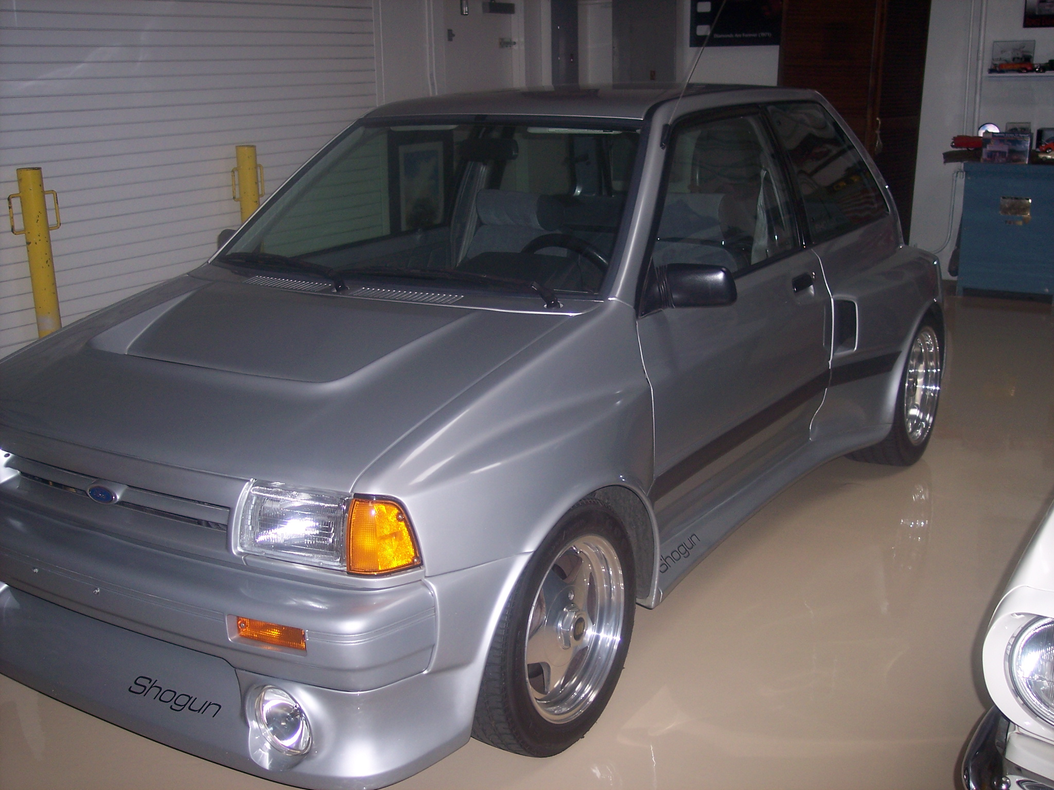 60HP Fiesta
